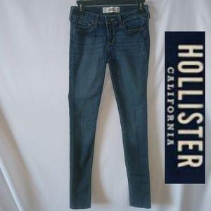 Hollister Super Skinny Jeans; Size 1R